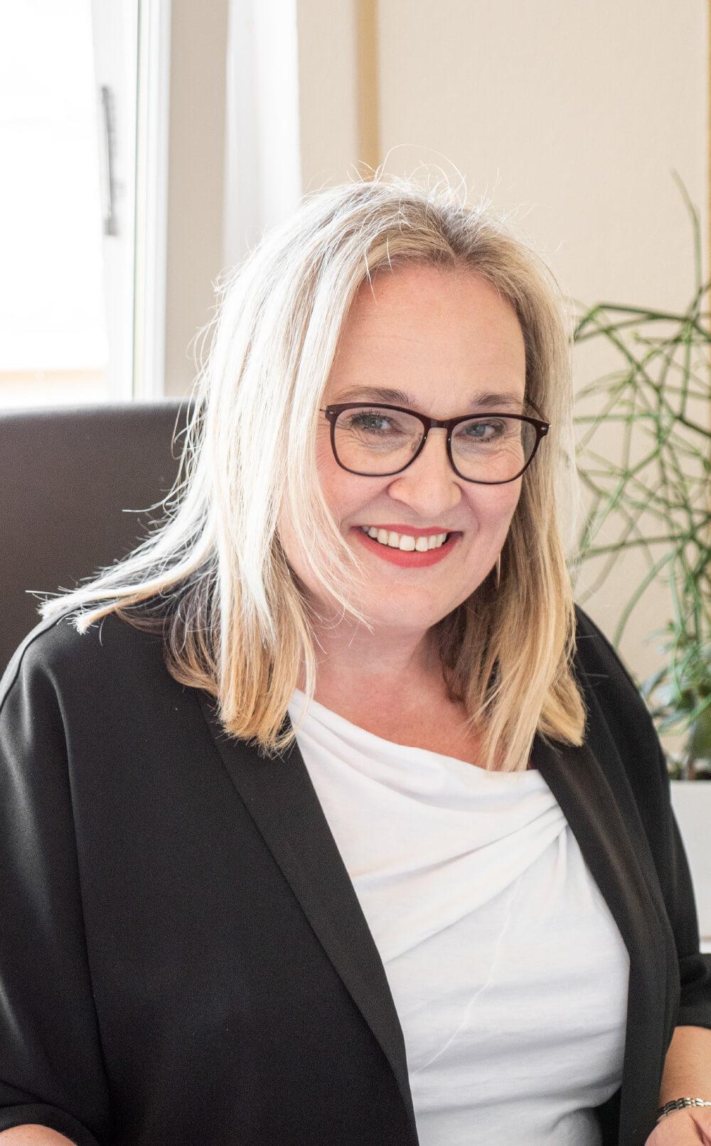 Profil Christine Haarer