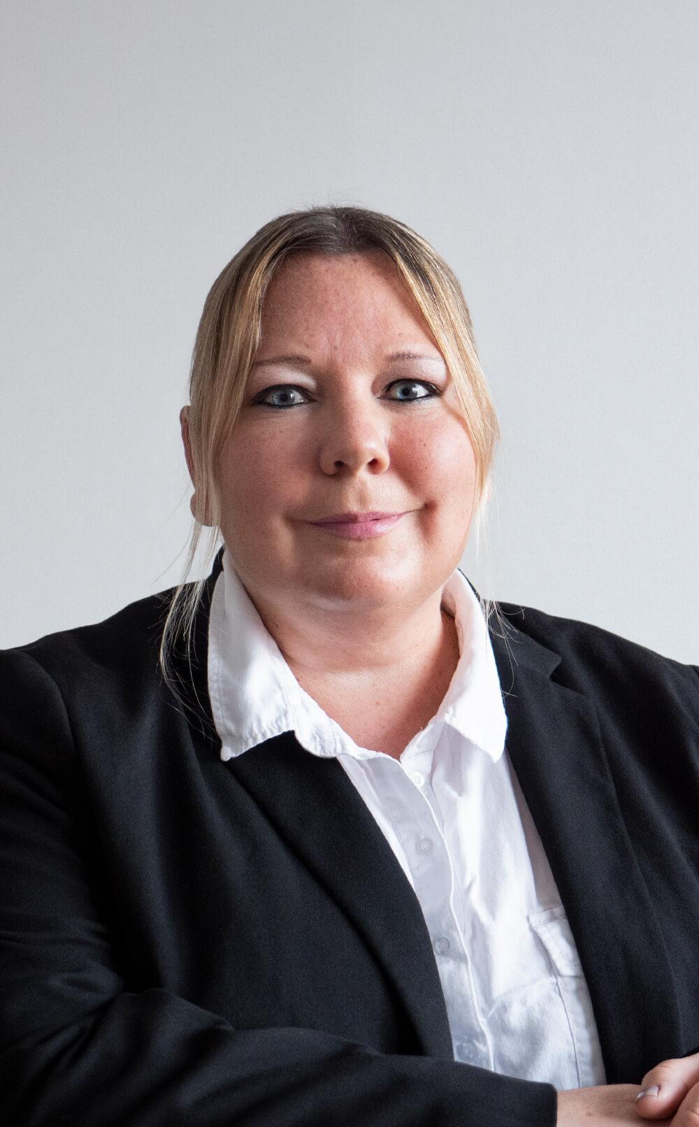 Profil Melanie Scharf