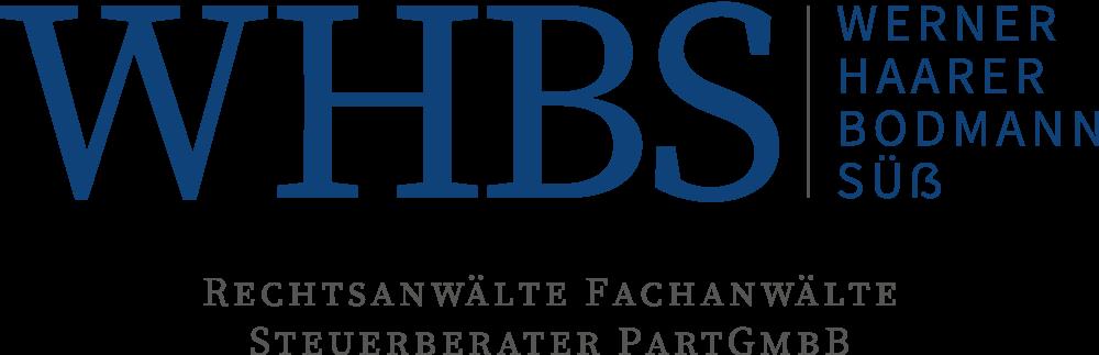 WHBS Kanzlei Logo