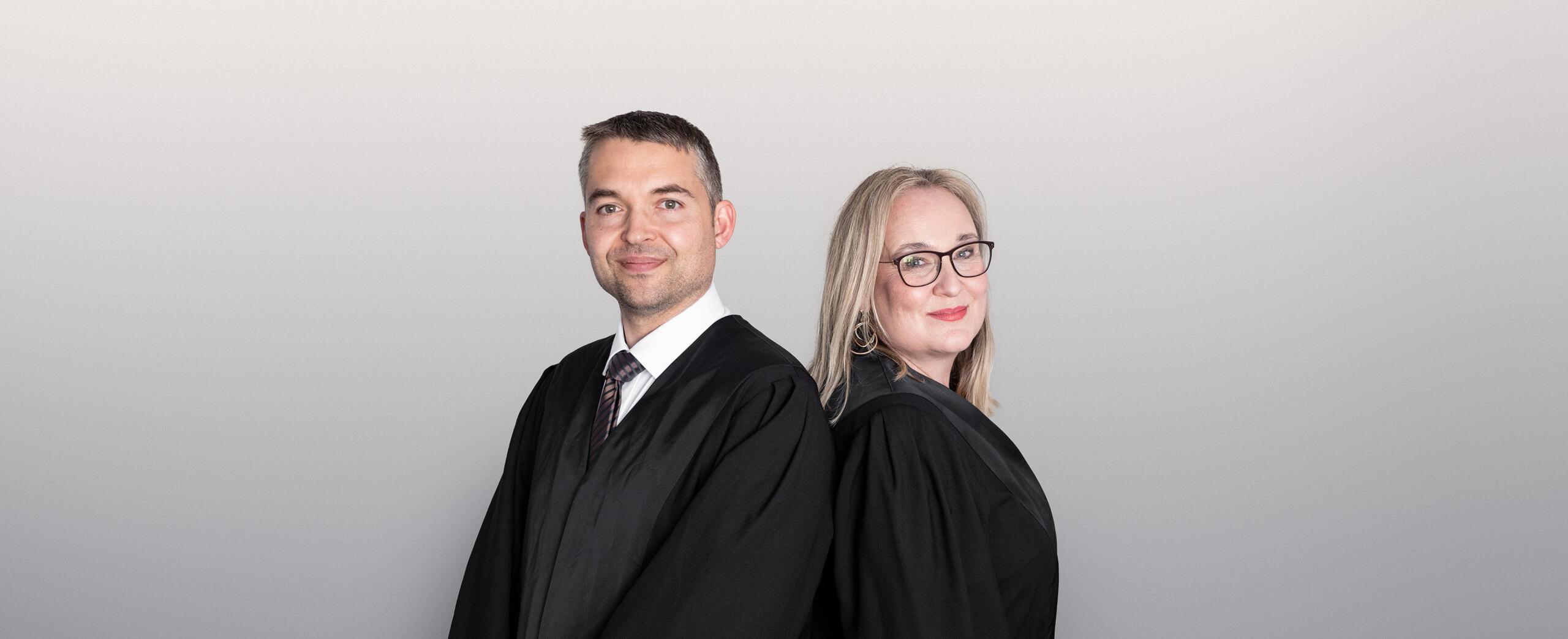 Rüdiger Werner und Christine Haarer